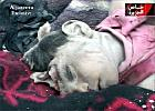 Al Jazeera photo of dead Iraqi child