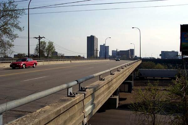 Tenth Avenue Bridge, Minneaplis, MN