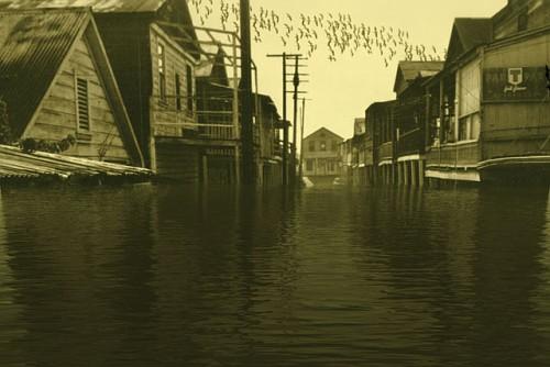 """Trevor Paglen, """"Alley Flood,"""" Delta Remnants project"""