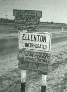 Ellenton, SC, 1950