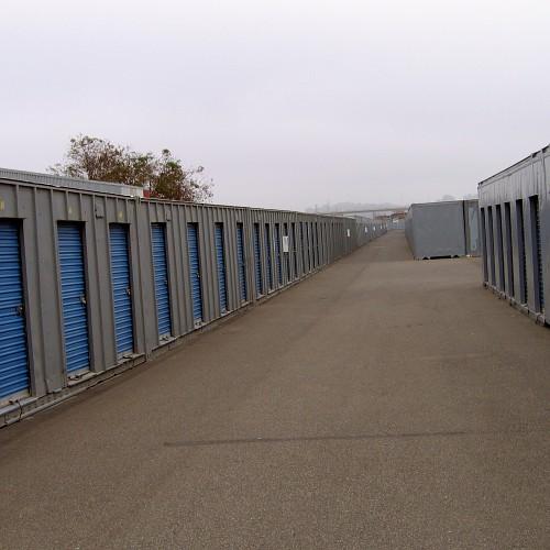 CSI Mini-Storage, Richmond, CA, 11/2007