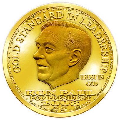 Ron Paul Liberty Dollar