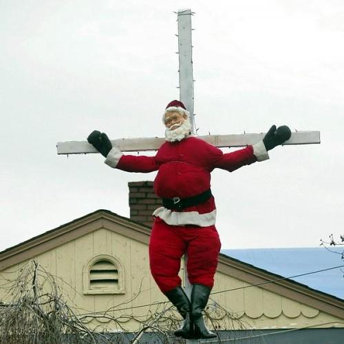 Santa Claus, Bremerton, WA, 2007