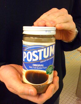 The End of Postum