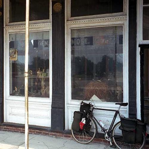 Ken Kifer's Plains Trip by Bicycle