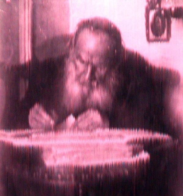 Leo Tolstoy, image at Doukhobor Museum, Castlegar, BC