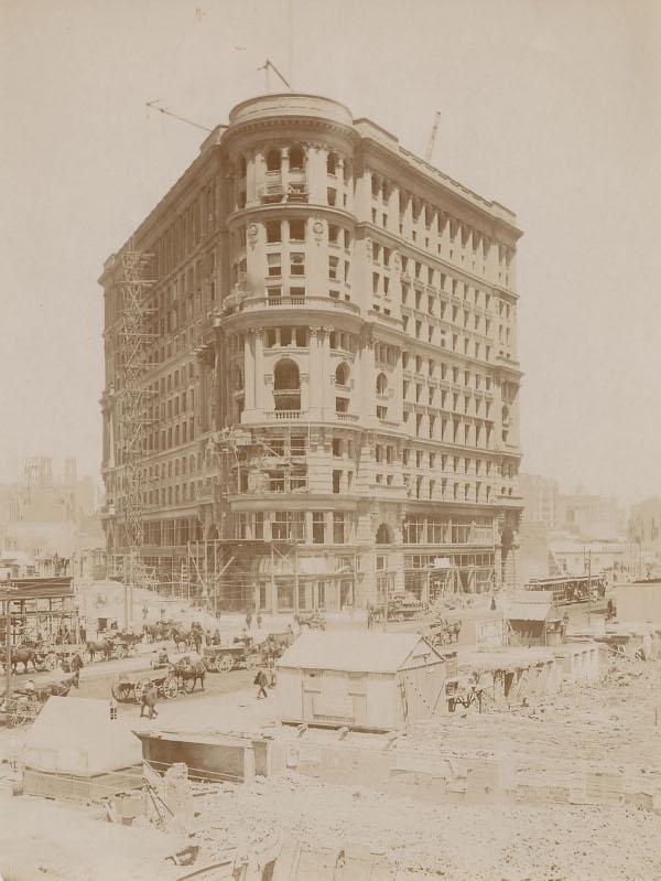 James Flood Building, San Francisco