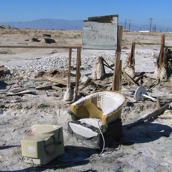 Salton Sea, January 1, 2011