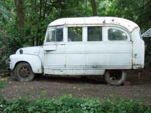 1954 GMC Wayne Bus in Boulder Creek, CA