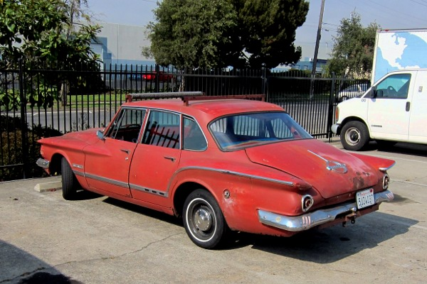 1962 Plymouth Valiant, Emeryville, CA