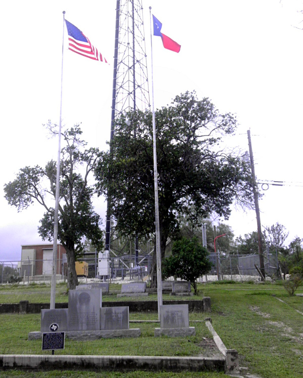 Tomb of John Nance Garner, Uvalde, TX, October 2012