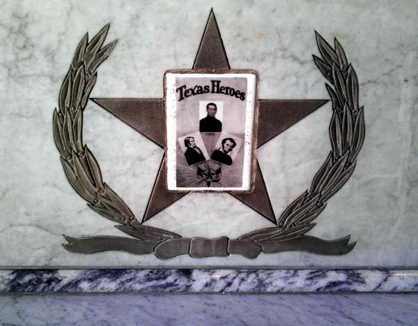 Tomb of Davy Crockett, San Antonio, TX
