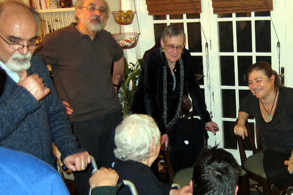 New School party, Bay Ridge, Brooklyn, January 5, 2013