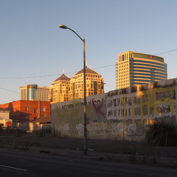 Ninth and Castro, Oakland, CA