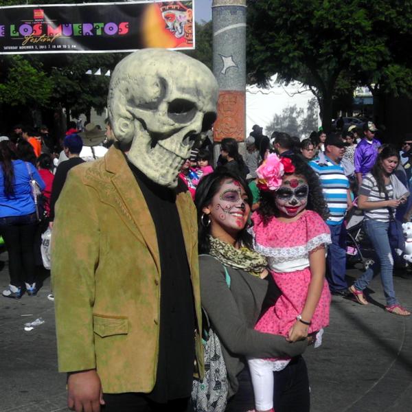 Dia de los muertos, Oakland, 2013