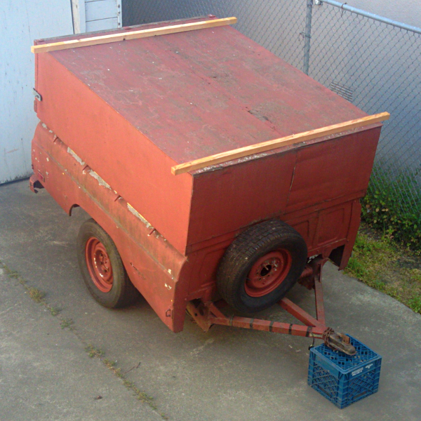 Trailer for sale in Oakland, CA