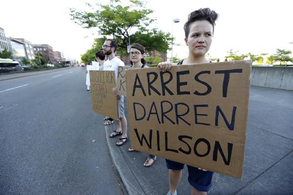 Arrest Darren Wilson