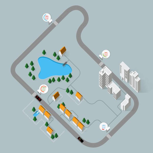 Bus circuit