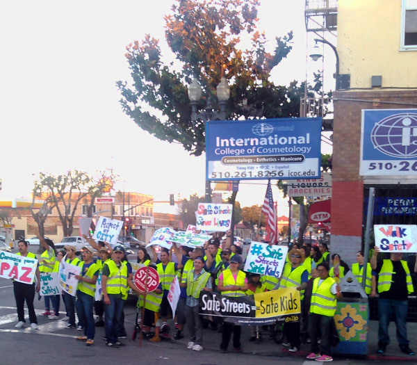 Safe Streets = Safe Kids in Fruitvale, Oakland, California