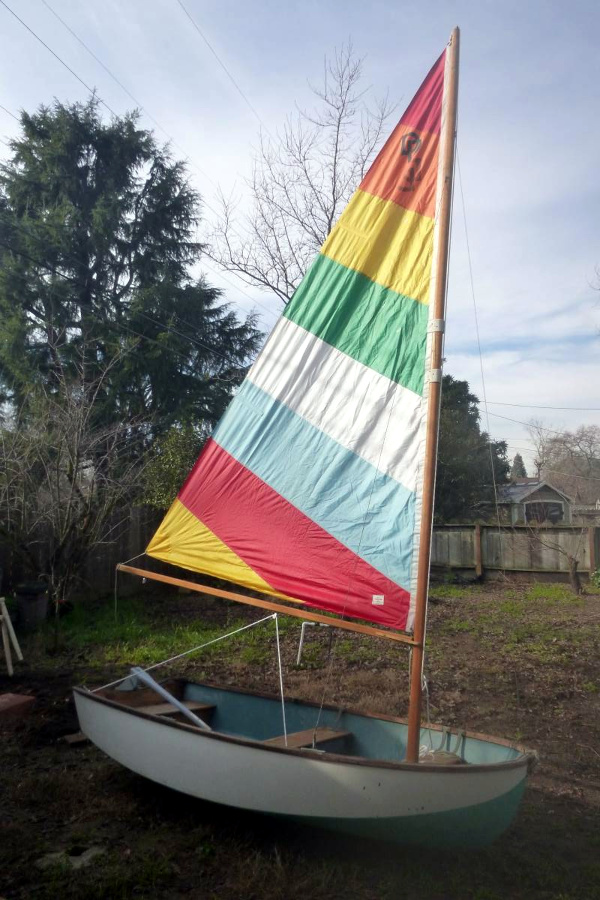 Dyer Dhow for sale in Stockton, CA