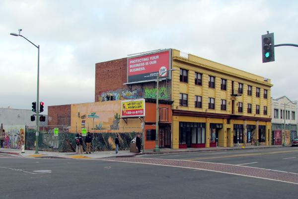 Eastside Arts Alliance, August 2014