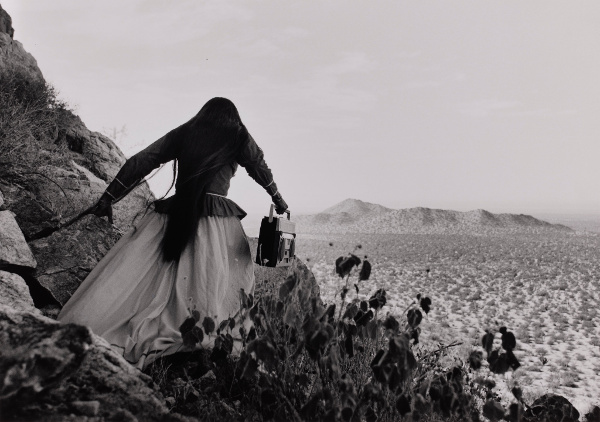 Graciela Iturbide photographs