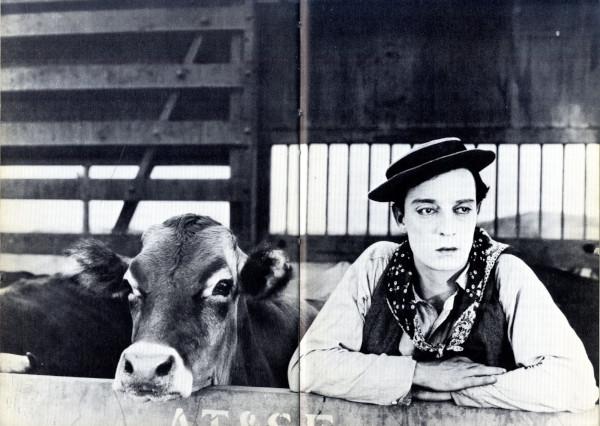Photo of Buster Keaton