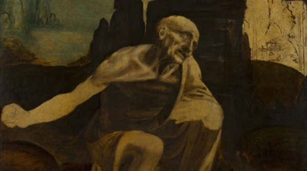 Leonardo da Vinci, St. Jerome
