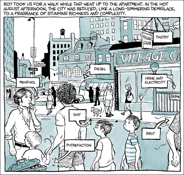 Alison Bechdel's Fun Home
